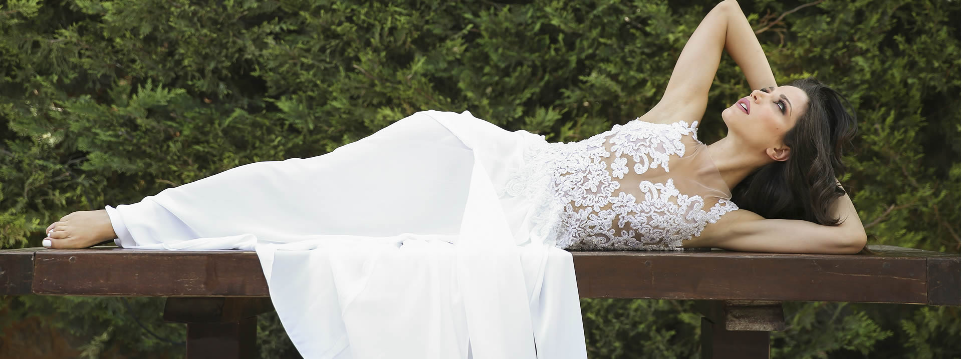 Κεντρικό Μενού - Περι Γάμου - Γάμος βάπτιση Νυφικά