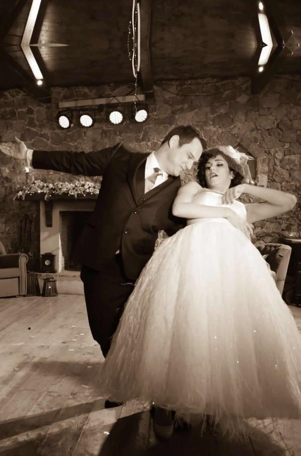 Στολισμός γάμου σε στυλ Boho