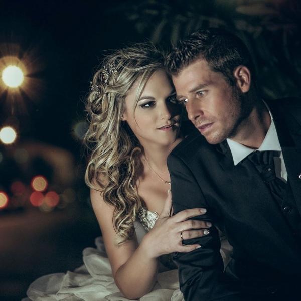Στολισμός γάμου με ορχιδέα φαλαινοψις